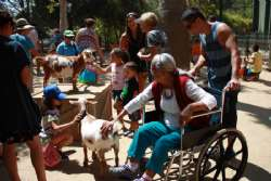 Muriel's Ranch offers great accessibility