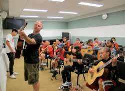 Summer Encounter guitar class